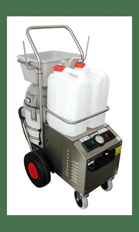Jupiter full pro nettoyeur vapeur aspirateur professionnel inox 9 bar - Aspirateur vapeur professionnel ...