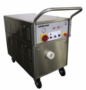 Mercury - Nettoyeur vapeur professionnel et nettoyeur vapeur industriel pour le nettoyage vapeur sèche KSG France