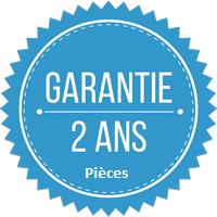 garantie 2 ans pièces