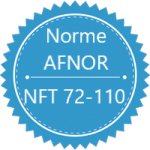 Norme AFNOR NFT-72-110